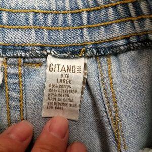 Gitano Jeans - Vintage gitano patchwork jeans